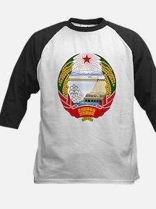 Emblem of North Korea (DPRK) Baseball Jersey