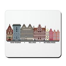 Amsterdam Netherlands Mousepad
