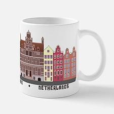 Amsterdam Netherlands Mug