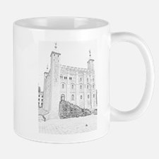 The Tower Of London Mugs