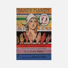 Handy Mandy Magnet Magnets