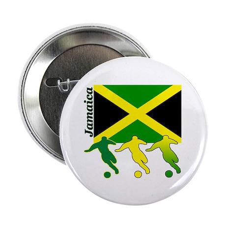 "Jamaica Soccer 2.25"" Button (10 pack)"