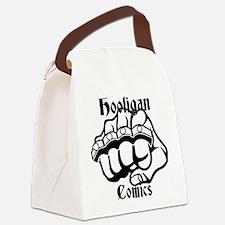 Hooligans Logo 1 Canvas Lunch Bag