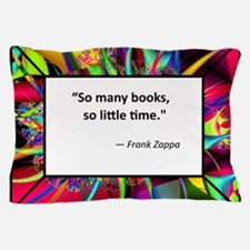 So Many Books Pillow Case