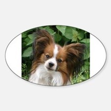 papillon Decal