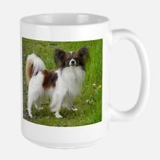 papillon full Mugs