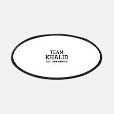 Team KHALID, life time member Patch