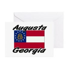 Augusta Georgia Greeting Cards (Pk of 10)