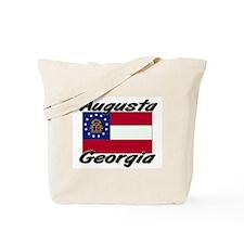 Augusta Georgia Tote Bag