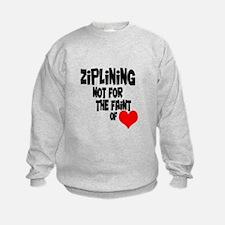 Ziplining Sweatshirt