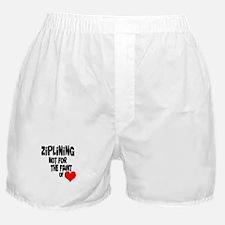 Ziplining Boxer Shorts