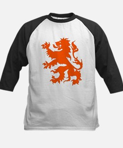 Dutch Lion Kids Baseball Jersey