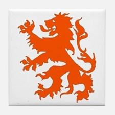 Dutch Lion Tile Coaster