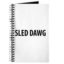 Sled Dawg Snowmobile Journal