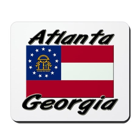 Atlanta Georgia Mousepad