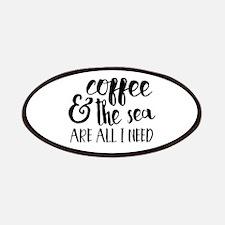 mermaid motto Patch