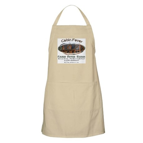 Cabin Fever BBQ Apron