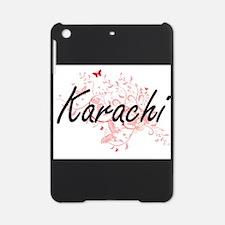 Karachi Pakistan City Artistic desi iPad Mini Case
