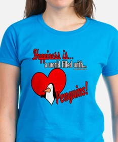 Happiness is penguins Tee