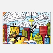 Unique Toronto Postcards (Package of 8)