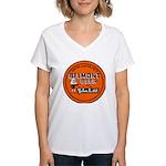 Belmont Beer-1930's Women's V-Neck T-Shirt