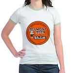 Belmont Beer-1930's Jr. Ringer T-Shirt