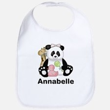 Annabelle's Panda Bib