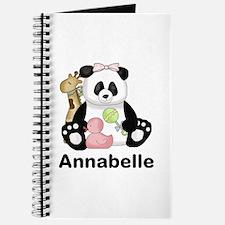 Annabelle's Panda Journal