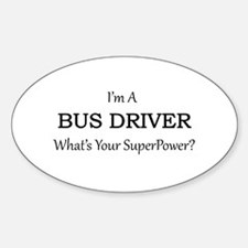 Bus Driver Stickers