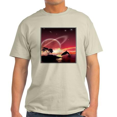 A Dolphins Dream Light T-Shirt
