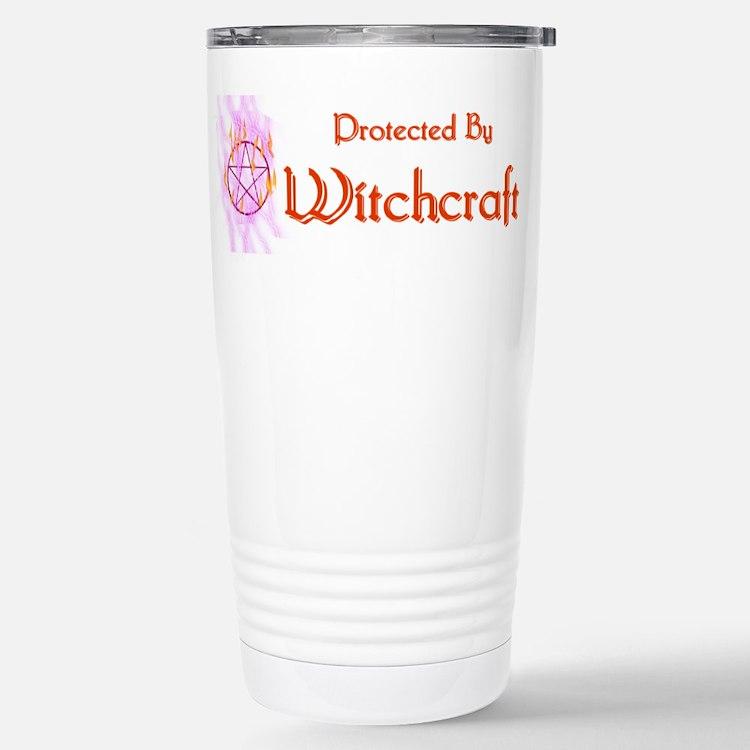 Cute Earth magic Travel Mug