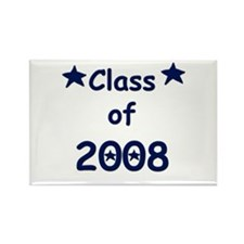 Class 2008 Rectangle Magnet