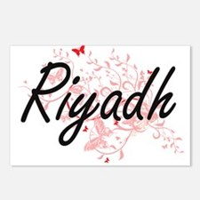 Riyadh Saudi Arabia City Postcards (Package of 8)