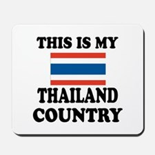This Is My Thailand Country Mousepad