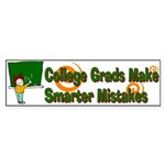 College Grads Bumper Sticker