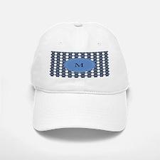 Personalized Blue Scarab Baseball Baseball Cap
