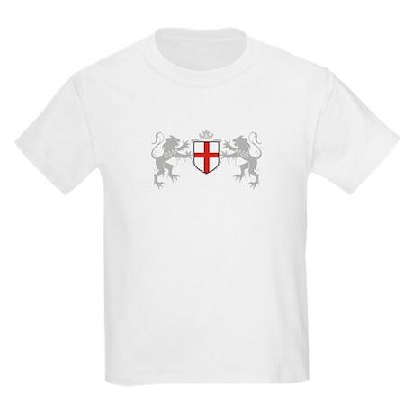 2 Lions Crown Kids Light T-Shirt