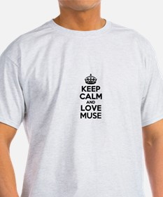 Keep Calm and Love MUSE T-Shirt