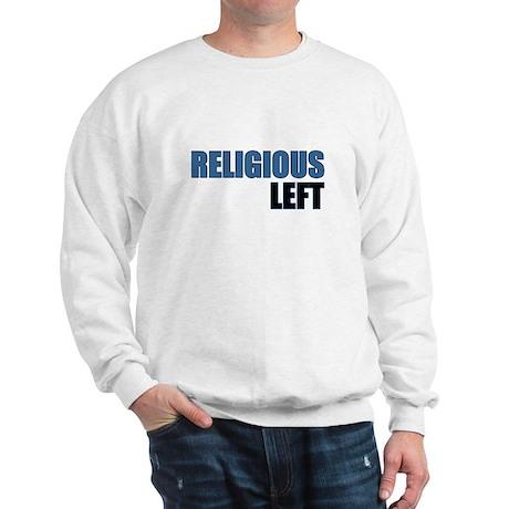 Religious Left II Sweatshirt