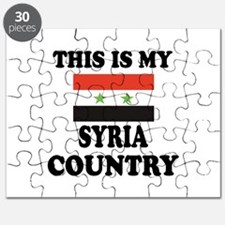 This Is My Syria Country Puzzle