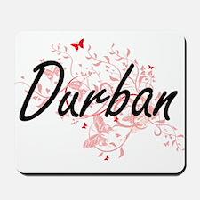 Durban South Africa City Artistic design Mousepad