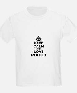 Keep Calm and Love MULDER T-Shirt