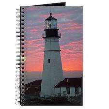 Portland Headlight Sunrise Journal