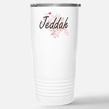 Jeddah Saudia Arabia Ci Travel Mug