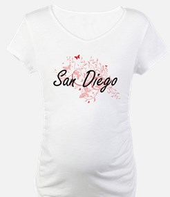 San Diego California City Artist Shirt