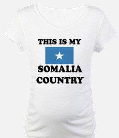 This Is My Somalia Country Shirt