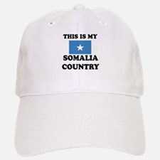 This Is My Somalia Country Baseball Baseball Cap