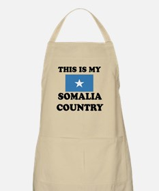 This Is My Somalia Country Apron
