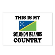 This Is My Solomon Island Postcards (Package of 8)