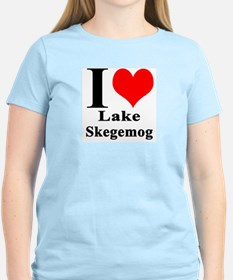 I heart Lake Skegemog T-Shirt